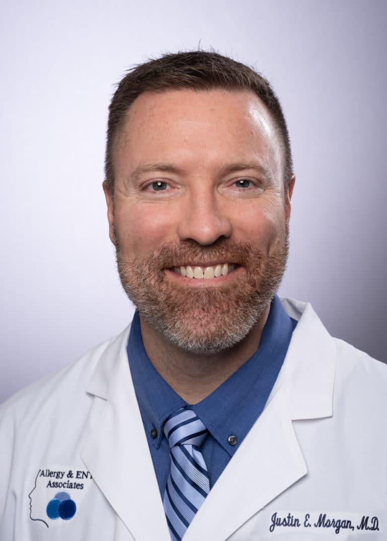Justin E. Morgan, MD
