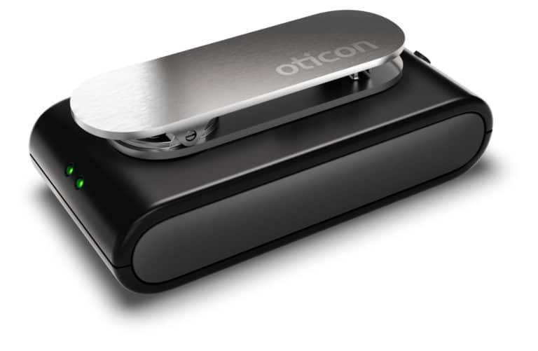 Oticon FM device